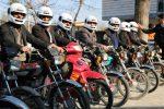 راکب و سرنشین موتورسیکلتها باید کلاه ایمنی داشته باشند