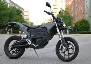 رونمایی از موتورسیکلت برقی ایرانی توسط بسیج سپاه پاسداران تا دو ماه دیگر