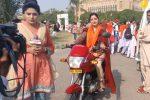 پویش حمایت از حق موتورسواری بانوان در پاکستان
