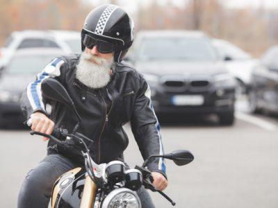 هوای تهران آلوده است/ از سالم بودن موتورسیکلت خود اطمینان حاصل کنید