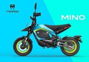 معرفی یک مینی موتورسیکلت جدید و قدرتمند