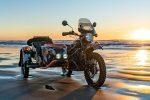 اورال جدیدترین نسخه موتورسیکلت خود را معرفی کرد