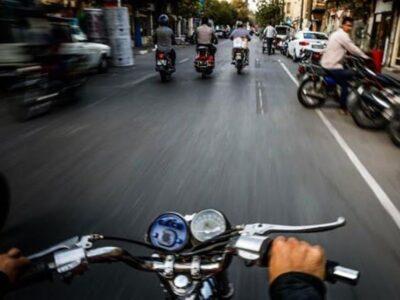 طرح بانوبان برای کاهش تلفات موتورسواران در حوادث رانندگى