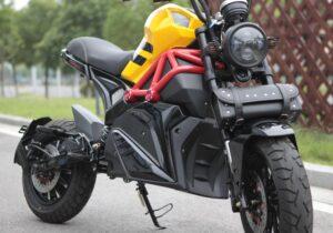 تولید چهار مدل موتورسیکلت برقی توسط یک شرکت دانش بنیان ایرانی
