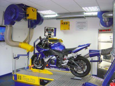 جریمه موتورسیکلتهای فاقد معاینه فنی جدی است