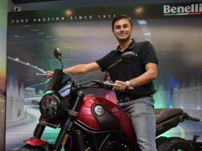 بنلی سومین موتورسیکلت خود را وارد بازار هند کرد