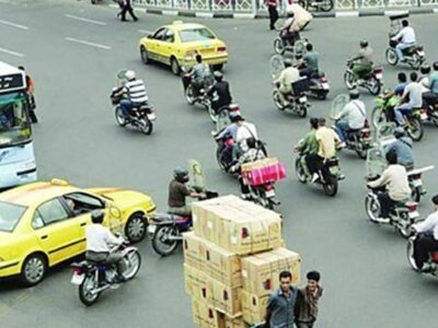 انتقاد به میزان تسهیلات در نظر گرفته شده برای تعویض موتورسیکلتهای فرسوده/ خطر ورشکستگی حوزه حملونقل کاملا مشهود است