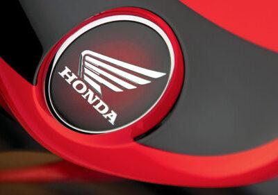 نشانه هایى از ساخت موتورسیکلت برقى هوندا آشکار شد
