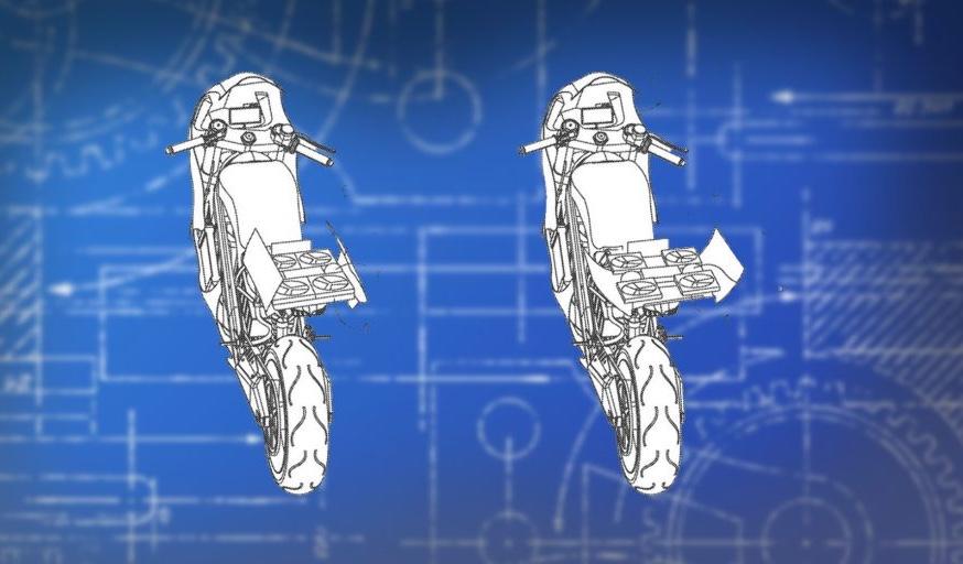 هوندا در ثبت اختراع جدید خود یک پهباد جادویی در موتورسیکلت برقی قرار داده است