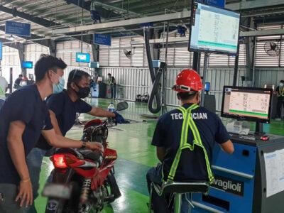 اعلام تعداد موتورسیکلتهایی که طی ۱۱ ماه سال ۹۹ معاینه فنی رفتند