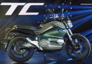 سوپر سوکو از سه موتورسیکلت برقی جدید برای سال ۲۰۲۱ رونمایی کرد