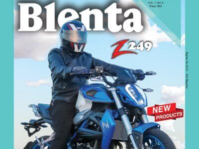 مجله صنعت موتورسیکلت، سال سوم، شماره۸، زمستان ۱۳۹۹