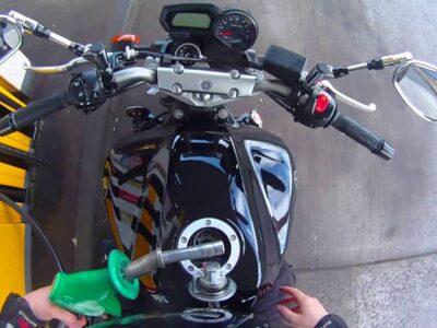 آخر اسفند اولین نوبت سهمیه بنزین موتورسیکلتها برای سال جدید شارژ میشود