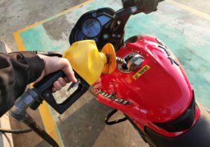 اولین سهمیه بنزین ۱۴۰۰ موتورسیکلتها امشب واریز میشود