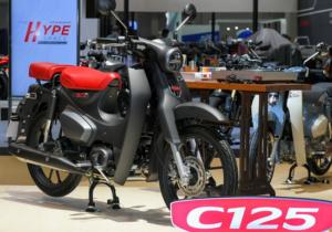 هوندا تایلند از نسخه جدید سوپر کاب ۲۰۲۱ رونمایی کرد