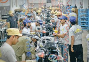 بهبود وضعیت صنعت موتورسیکلت پاکستان در سه ماهه اول ۲۰۲۱/ هوندا با رشد ۳۵ درصدی برتری دارد