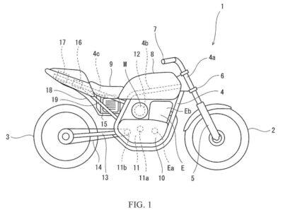 درباره پروژه موتورسیکلت هیبریدی کاواساکی