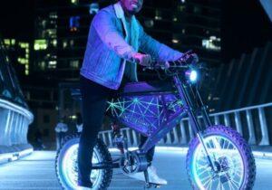 دوچرخ الکتریکی جدید CyberX با طرحی جدید