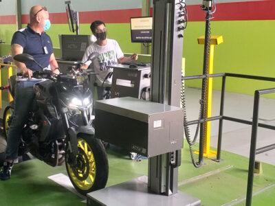 تعداد مراجعه موتورسیکلتها در سال ۱۳۹۹ برای معاینه فنی اعلام شد