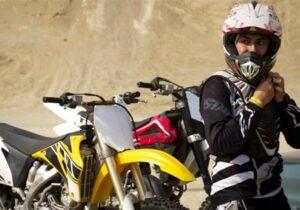بانوان سرمایه ارزشمندی برای رشته موتورسواری هستند